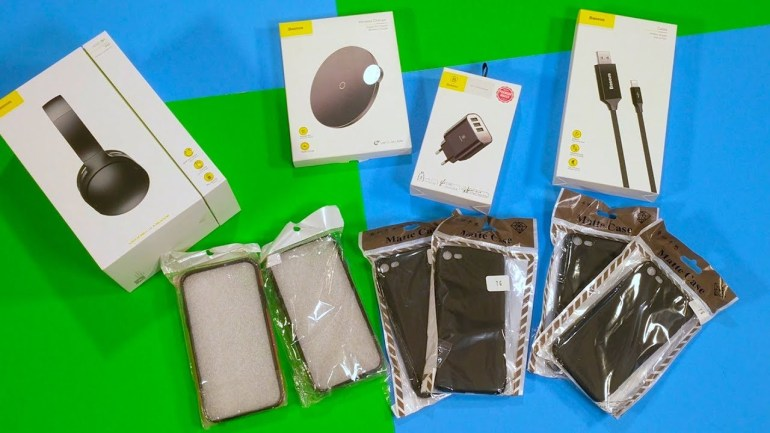 Baseus Brand Unboxing & Product Review : Good Tech Cheap