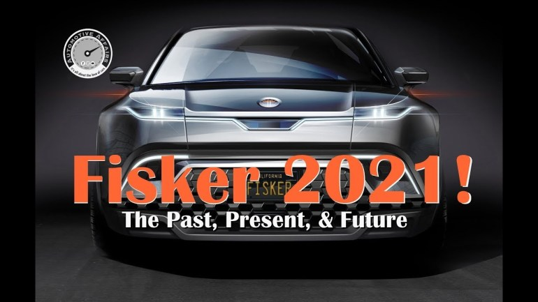 A Brief History Of Henrik Fisker Designs + His 2021 EV SUV – Automotive Affairs