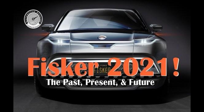 A Brief History Of Henrik Fisker Designs + His 2021 EV SUV – Automotive Affairs