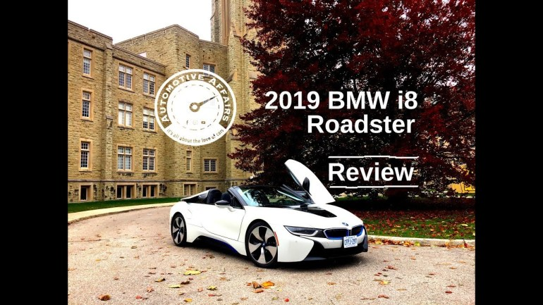 2019 BMW i8 Roadster – Test Drive Review – Automotive Affairs
