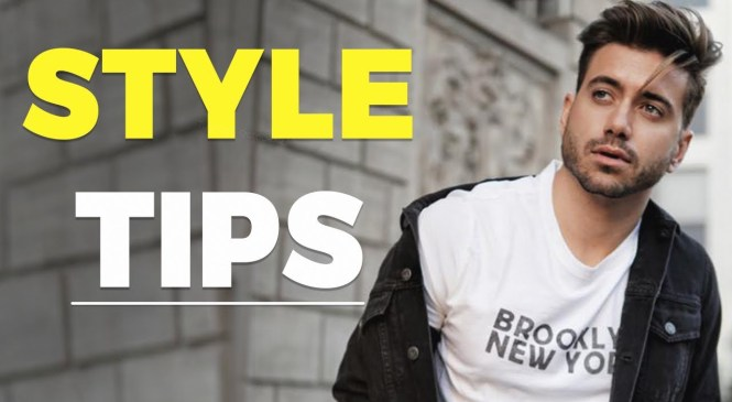 7 Young Men's Style Tips   Look BETTER Than Your Friends   Alex Costa