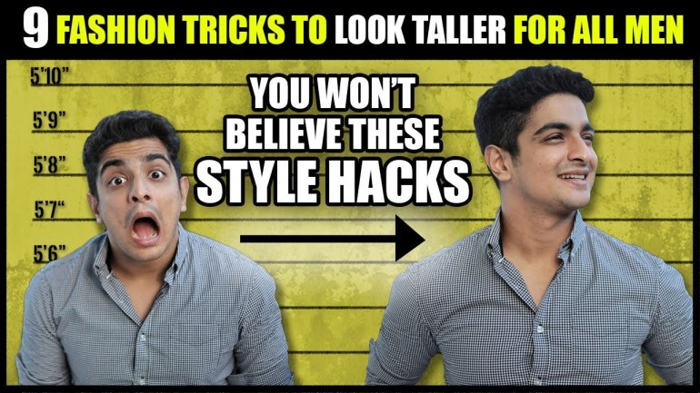9 Short Guy Fashion Tips | INSTANTLY Look TALLER Than You Really Are | BeerBiceps How to Look Tall