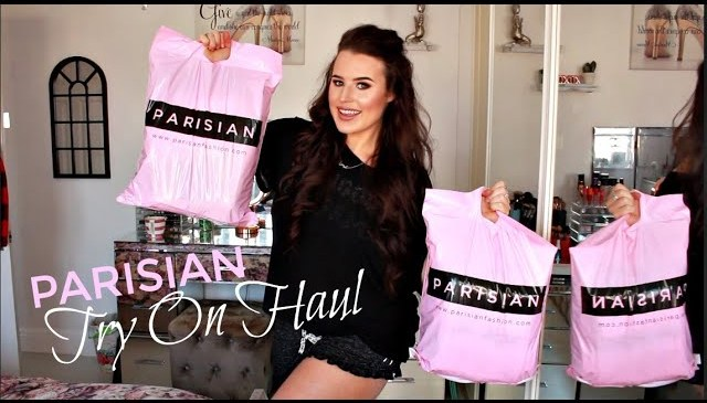 Summer Clothing Try-On Haul! Parisian Fashion Review | BellaBambinaxX