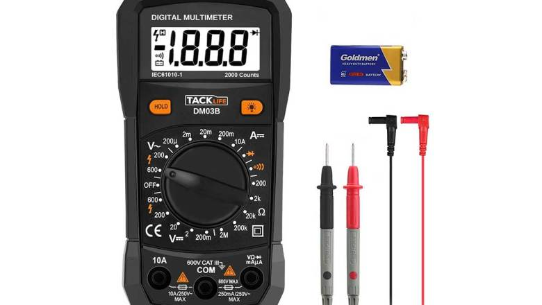 This multimeter is very inexpensive with discount code