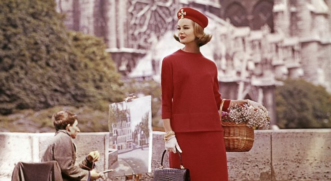 Unbuttoned: Woven Into the Fabrics of France