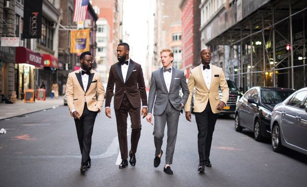 Why Grooms Are Hanging Up the Traditional Tuxedo