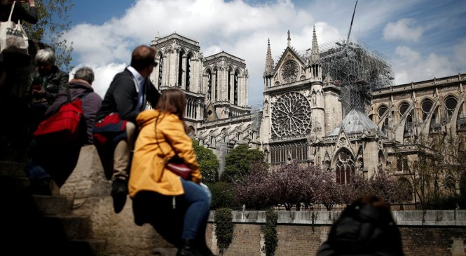Millions in Notre-Dame Donations Pour In as France Focuses on Rebuilding