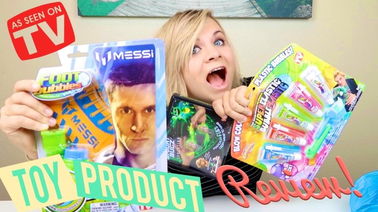 TOYS PRODUCT REVIEW! As Seen On Tv!