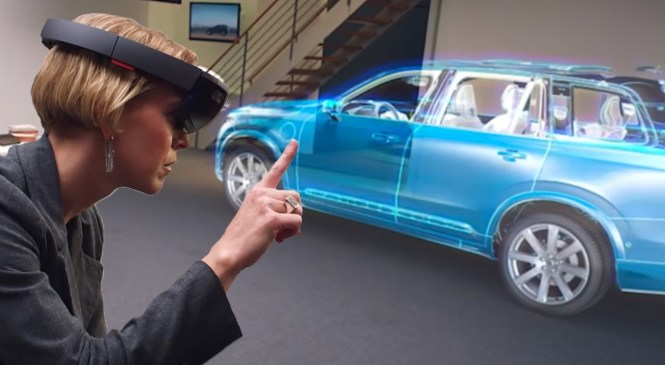 How Augmented Reality Is Driving Today's Automotive Industry