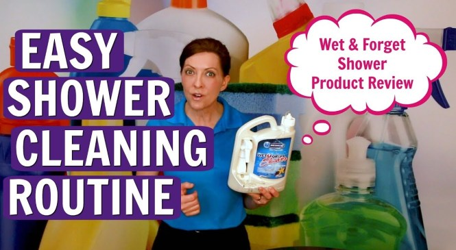 Wet and Forget Shower Product Review – Never Clean Your Showers Again?