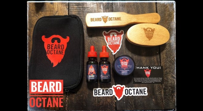 Beard Octane Product Review |Highly Highly Recommend | Beard Oil, Butta, and more!!!!