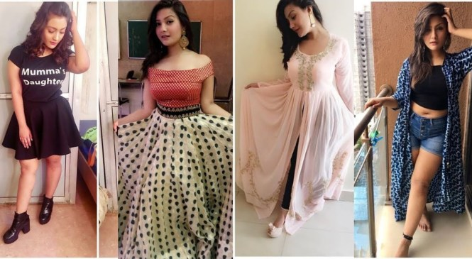 Aashika bhatia Lookbook / Teenage Girls Fashion Trend 2018