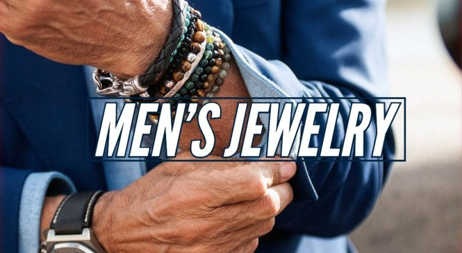 How to Style: Men's Jewelry || Men's Fashion 2019