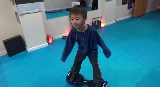 Kung Fu Kids – Hoverboard Product Review