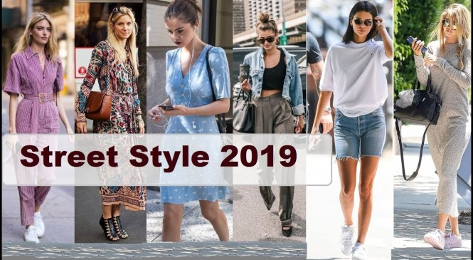 50 Summer street style outfit | Street style Fashion Lookbook 2019