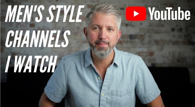 Top 10 Best Men's Style YouTube Channels