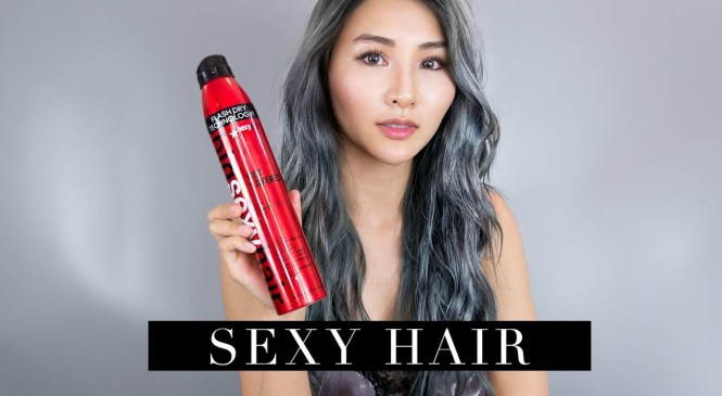 Big Sexy Hair Product Review & Tutorial