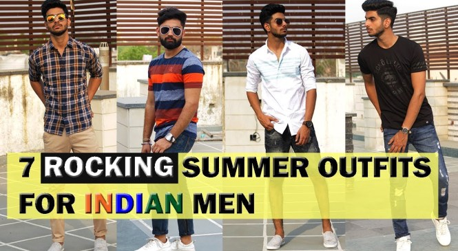 7 EASY and AFFORDABLE summer outfits for men 2018  | Men's SUMMER fashion India 2018