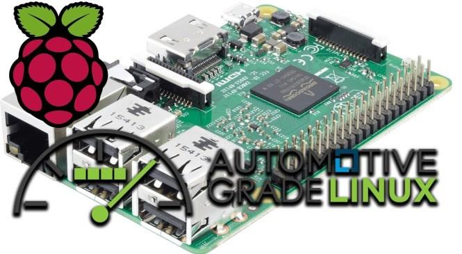 Automotive Grade Linux – AGL – Raspberry Pi Demo