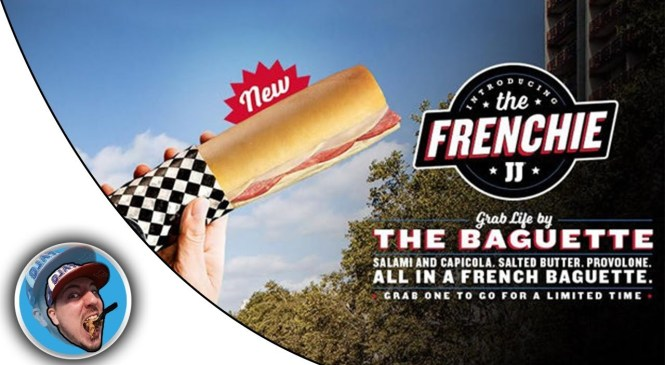 Jimmy John's Frenchie! – Food Review!