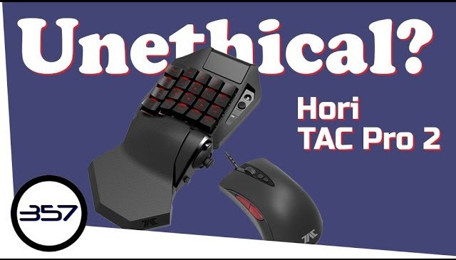 Hori TAC Pro M2 for PS4 & PC – Product Review – First Impressions