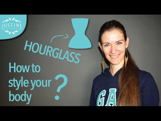 How to style an hourglass shaped body | Tips & wardrobe advice | Justine Leconte