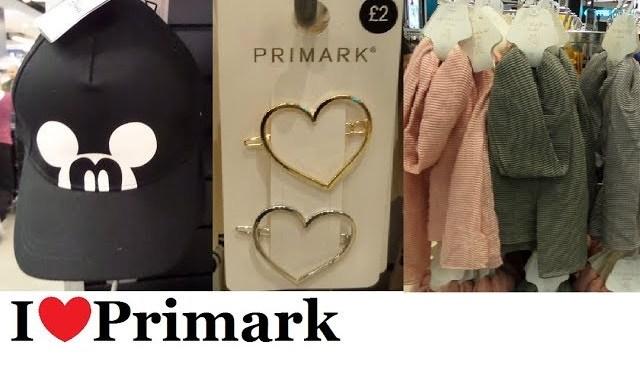 Primark Fashion Accessories | April 2019 | I❤Primark