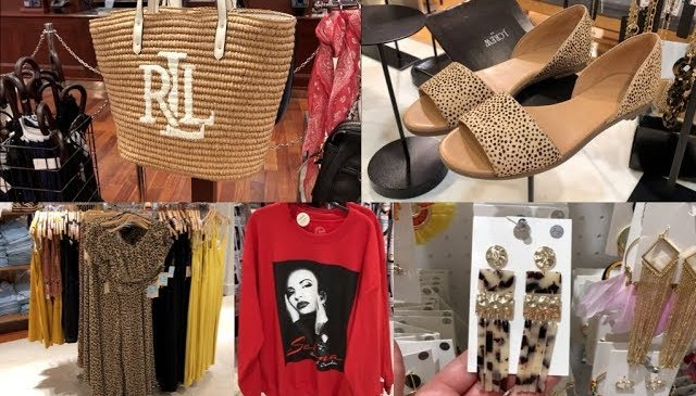 RALPH LAUREN, JCREW, & FOREVER 21 SPRING CLOTHING, SHOES, & FASHION ACCESSORIES SHOP WITH ME!
