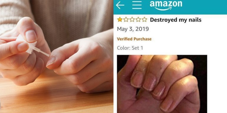A woman says an Amazon seller repeatedly asked her to take down a negative review, but the company says that violates its policies