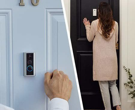 Replace your peephole with Ring's latest Door View Cam for $199