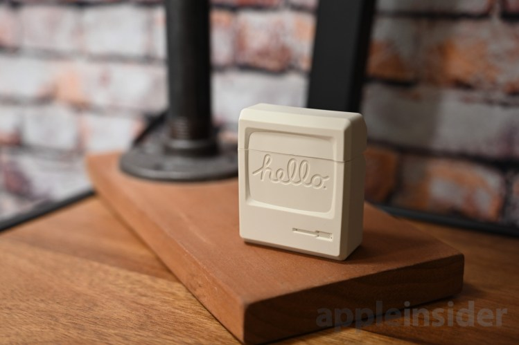Review: Elago AW3 is a great AirPods case for retro Mac lovers