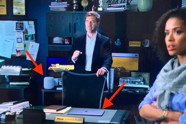 The Virtuous Circle of Product Placement in Apple's TV+ Shows