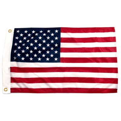 The 50 Star American Flag