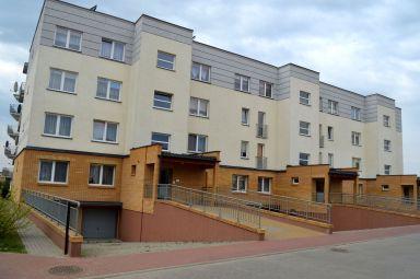 Budynek mieszkalny wielorodzinny dla Spółdzielni Mieszkaniowej w Piszu
