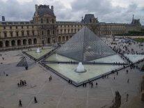 Louvre, la Piramide