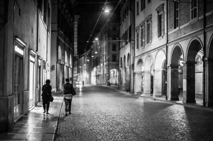 Modena, via Emilia