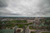Ottawa from the top