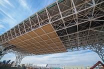 L'anfiteatro sarà gestito dal Cirque du Soleil! The arena will be managed by Cirque du Soleil!
