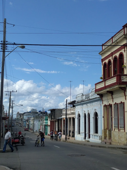 Due giorni a Cienfuegos