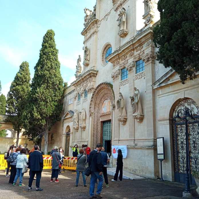 Lecce. Da lunedì 23 maggio ripartono le visite col Fai alla Chiesa dei Santi Niccolò e Cataldo