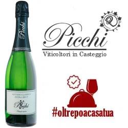 Pinot Nero Spumante Metodo Classico Picchi Vini