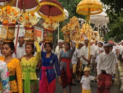 Cerimonia di preparazione prima del Nyepi 4