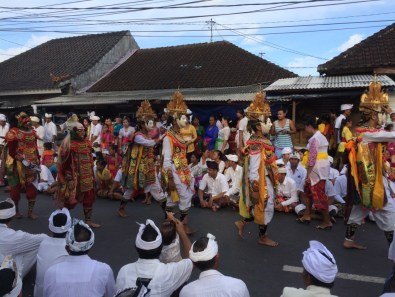 Cerimonia di preparazione prima del Nyepi 6