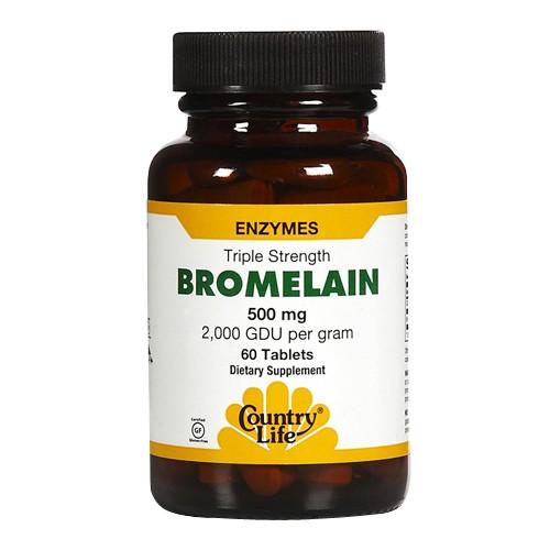 Olufemi Kusa Herbal Health on Bromelain