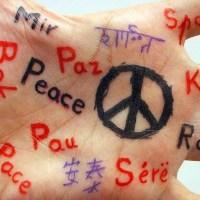 Un petit texte pour la paix!