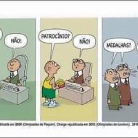 Portugal e a espera de milagres nas olimpíadas.