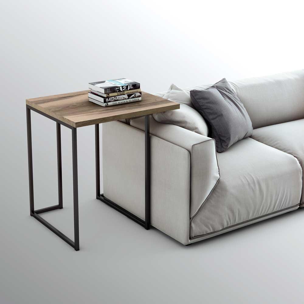 Mesa Auxiliar Comer Sofa