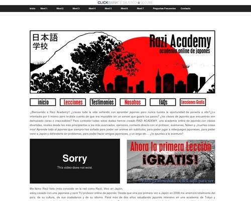 CV — RaziSensei.com | | Aprende Japonés De Forma Divertida