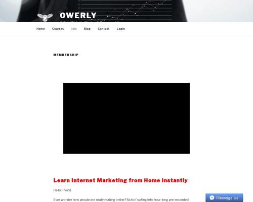 membership | Owerly