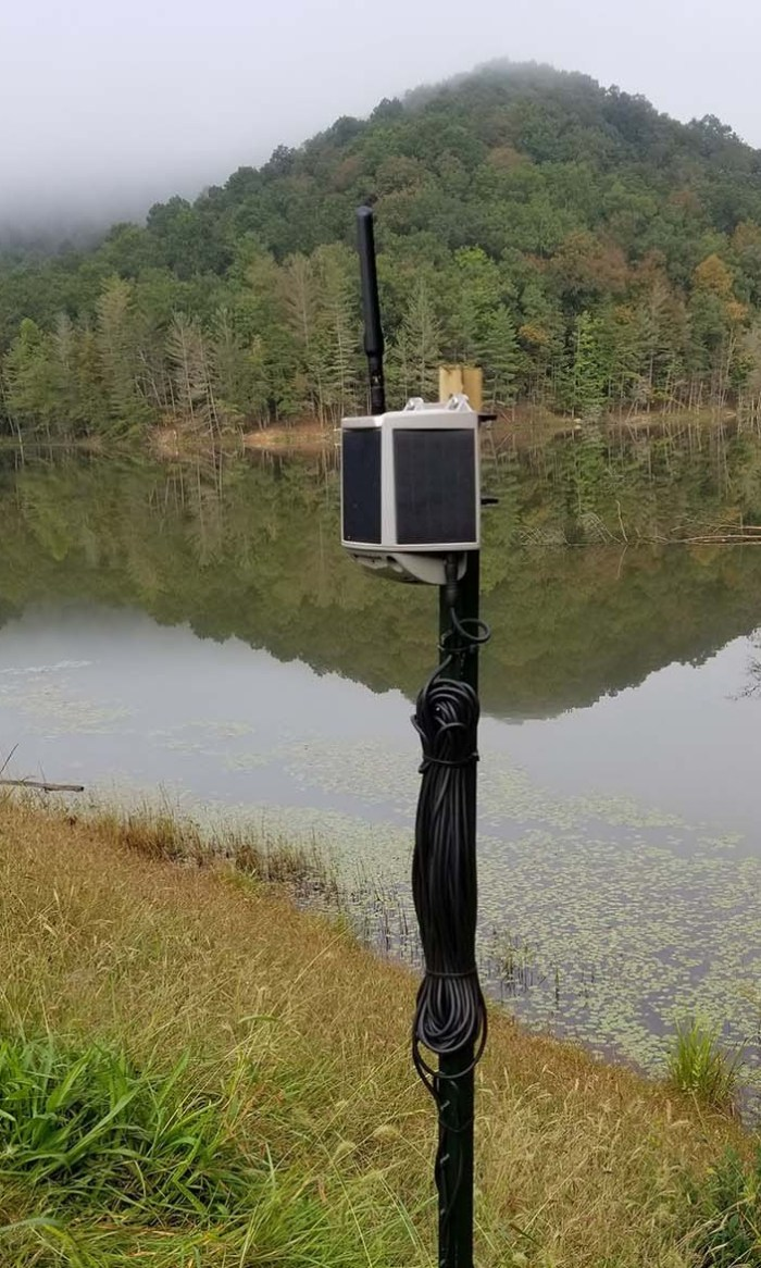 AWARE flood inundation sensors